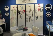 MALiiNA at INHORGENTA / MALiiNA Jewelry presented the new Collections at this years Inhorgenta in Munich