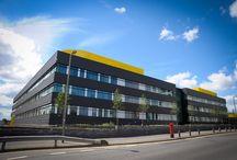 Hendon Metropolitan Police Training Centre