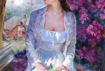 Painting - New Impressionism