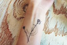 Тело как вселенная / tattoo