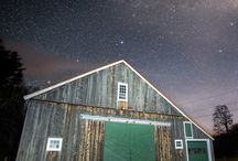 Starry Nights in New Hampshire / Beautiful starlit nights from every corner of the Granite State / by VisitNH.gov