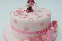 Cake design // for girls / Gâteaux pour toutes occasions, filles