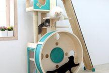 Cat tower ideas