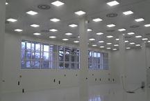 Clean Rooms - Čisté prostory / Galerie realizovaných vestaveb čistých prostor (Clean Rooms) firmy CRAC, spol. s r.o. | Gallery of realized Clean Rooms constructed by CRAC, spol. s r.o.