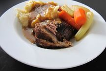 Recipe for pork roast