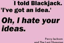 Percy Jackson/HoO