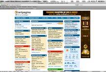 Websites / 25 screenshots