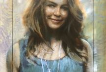 Commissioned Portraits / Peter Donkersloot is well known for his commissioned work, contact the gallery for info and prices