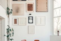 Wall art/shelfies