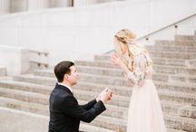 Will You Marry Me? / Engagement and Proposal Ideas and Inspiration