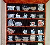 Bookshelves / Kasten