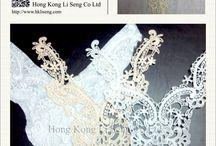 New Lace Applique and Motif Pattern / New Lace Trims Pattern Catalog  For Fashion Designer, Garment Factory Wholesale and Supplier    More Information http://laceandtrims.weebly.com  Hong Kong Li Seng Co Ltd E-Mail:liseng@biznetvigator.com