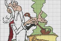 Asterix i Obelix, szczęśliwy Luk
