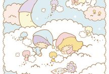 Sanrio / Little twin star