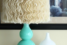 Home Decor Craft Ideas / by Christy Wilson