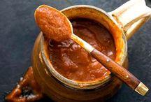 Saucey sauces marinates and rubs / by Jon Jensen