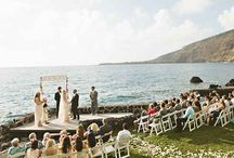 Destinations and Locations / Locations and destinations for your wedding!