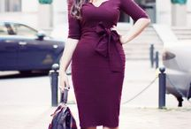 Curvy Woman Fashion / Fashion for a real curvy woman!