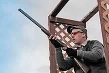 Shotgun Shooting / Sporting clays, trap and skeet