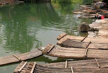 Rakit bambu