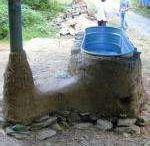 koupani s ohrivanim vody