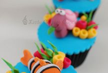 Cup cake world