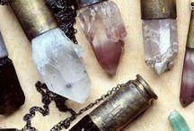 Crystal jewlery