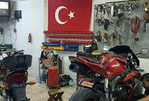 motospor garaj