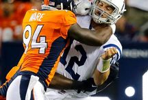 Denver Broncos Football / by Jen Blanchard Gonzales