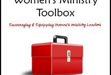 Women's Ministry / Faith related ministry ideas for women of all ages.