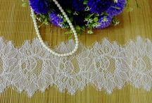 Chantilly Lace / Eyelash Lace