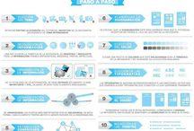 infografias / by Carolina Montes