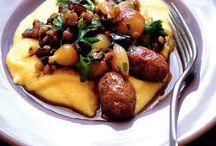 Recipes - Sausages