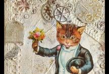 Orange Cat's Crafts