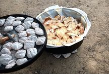 Scout Campout Recipes / From dutch oven to tin foil dinners, a Scout can't get enough to eat.
