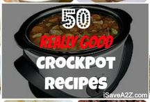 Crockpot recipes / by Suzanne Powell