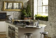 kitchens / by Penny Janak