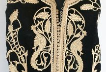 KAFTANS FROM MOROCCO / TEXTILE