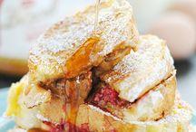 French Toast, Pancakes & Waffles / by Heather Webb