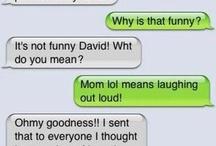 Funny / by Danielle Oakley