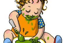 Cuisine et Patisserie spécial enfants