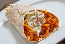 Wraps & Quesadillas