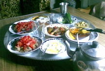 Syrian dishes / by Junco Wisteria