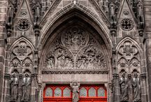 Kirker- katedraler