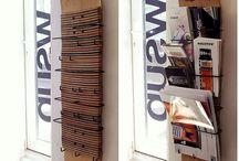 tablas recicladas