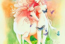 The Last Unicorn Prints