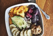 Food // Healthy snacks