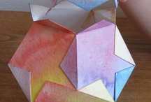 Paper Art / Art and Craft ideas for our Homeschool