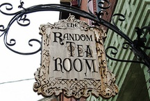 Tea... Come Have a Spot of Tea with Me / by Tammy Reynolds-Rice