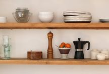 home: kitchen / by Emily Mullen